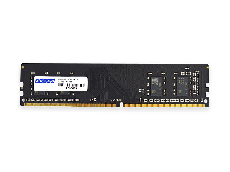 【送料無料】アドテック ADS2666D-32G DDR4-2666 288pin UDIMM 32GB【在庫目安:お取り寄せ】