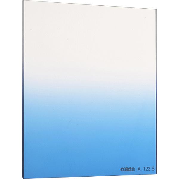 【送料無料】ケンコー・トキナー 201129 コッキン 角型ハーフグラデーションフィルター X123S ソフトブルー2【在庫目安:お取り寄せ】