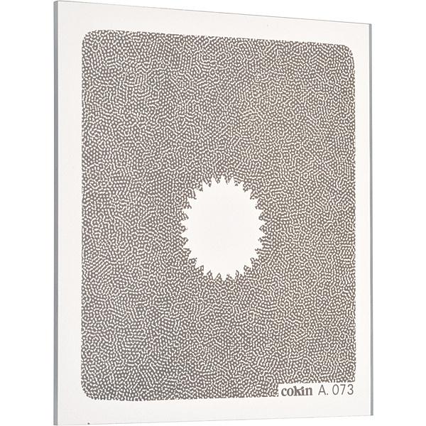 【送料無料】ケンコー・トキナー 201073 コッキン 角型センタースポットフィルター X073 グレー2(広角用)【在庫目安:お取り寄せ】| レンズフィルター カメラ用