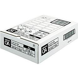 【送料無料】コクヨ LBP-A96 LBP用ラベル A4 27面 500枚【在庫目安:お取り寄せ】| ラベル シール シート シール印刷 プリンタ 自作