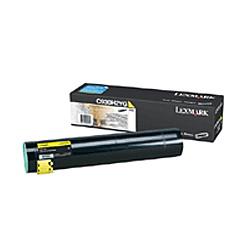 【送料無料】レックスマーク C930H2YG トナーカートリッジ・イエロー(22000枚)【在庫目安:お取り寄せ】| トナー カートリッジ トナーカットリッジ トナー交換 印刷 プリント プリンター