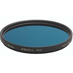 【送料無料】ケンコー・トキナー 326206 黒白用デジタル専用フィルター PRO1D R72 62mm【在庫目安:お取り寄せ】| レンズフィルター カメラ用