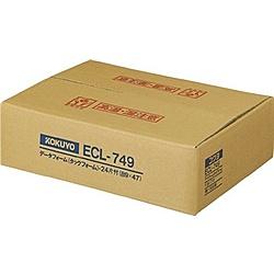 【送料無料】コクヨ ECL-749 タックフォーム Y15×T11 24片 500枚【在庫目安:お取り寄せ】| 消耗品 ラベルシール タックシート タックラベル ラベル 用紙 タック 印刷