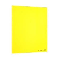 【送料無料】ケンコー・トキナー 201001 コッキン 角型全面カラーフィルター X001 イエロー【在庫目安:お取り寄せ】| レンズフィルター カメラ用