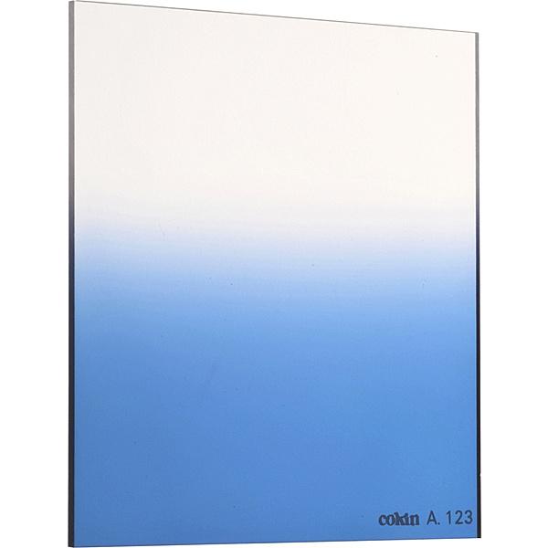 【送料無料】ケンコー・トキナー 201126 コッキン 角型ハーフグラデーションフィルター X123 ブルー2【在庫目安:お取り寄せ】