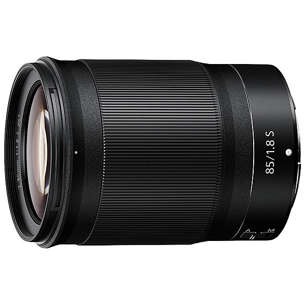 【送料無料】Nikon NZ85 1.8 NIKKOR Z 85mm f/ 1.8 S【在庫目安:お取り寄せ】| カメラ 単焦点レンズ 交換レンズ レンズ 単焦点 交換 マウント ボケ