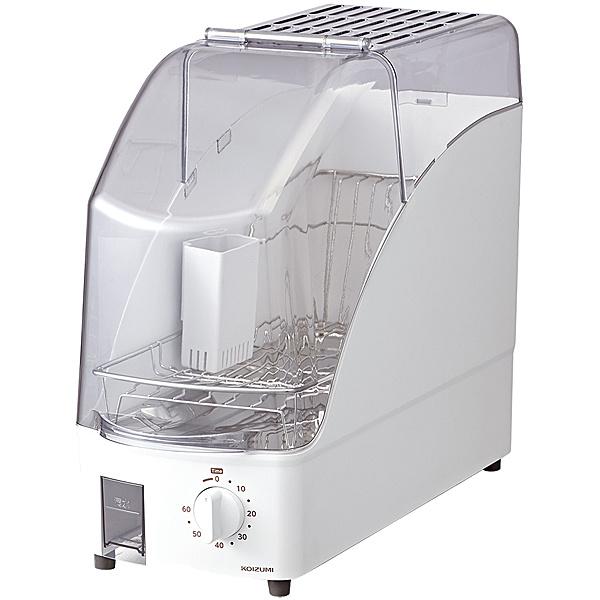 送料無料 小泉成器 KDE0500W 食器乾燥器 ホワイト お買い得 在庫目安:お取り寄せ 安心の定価販売