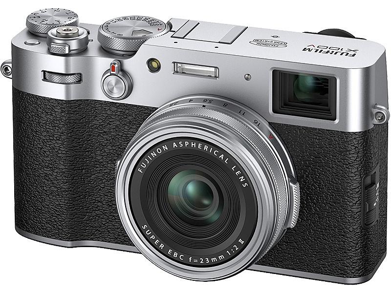 【送料無料】富士フイルム F X100V-S デジタルカメラ X100V シルバー【在庫目安:お取り寄せ】