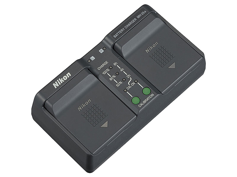 【送料無料】Nikon MH-26a バッテリーチャージャー【在庫目安:お取り寄せ】| 電源 充電器 バッテリーチャージャー バッテリチャージャー 充電 チャージャー