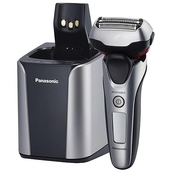 【送料無料】Panasonic ES-LT7A-S メンズシェーバー ラムダッシュ (シルバー調) 3枚刃【在庫目安:お取り寄せ】