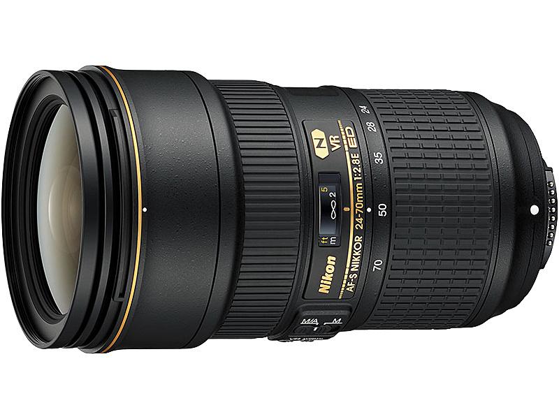 【送料無料】Nikon AFSVR24-70E AF-S NIKKOR 24-70mm f/ 2.8E ED VR【在庫目安:お取り寄せ】| カメラ ズームレンズ 交換レンズ レンズ ズーム 交換 マウント