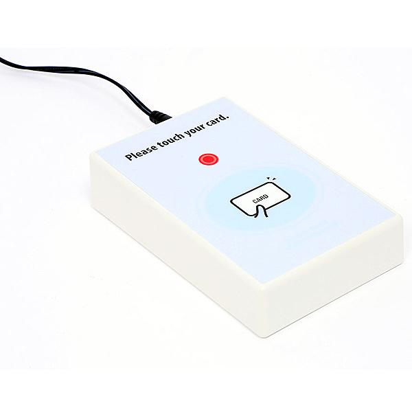 【送料無料】日本テクノ・ラボ SPS-ICR/ELWISE NTL RFID Card Reader elwiseタイプ【在庫目安:お取り寄せ】