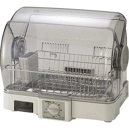 【送料無料】象印マホービン EY-JF50(HA) 食器乾燥器 5人用 グレー【在庫目安:お取り寄せ】