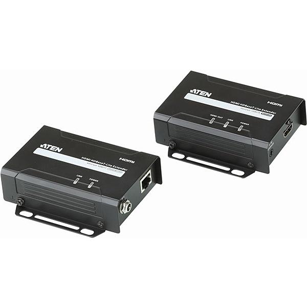 【送料無料】ATEN VE801 HDBaseT-Lite(Class B対応)HDMIエクステンダー【在庫目安:お取り寄せ】
