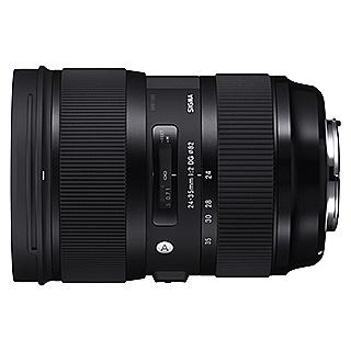 【送料無料】SIGMA 24-35F2DG EO 24-35mm F2 DG HSM | Art キヤノン用【在庫目安:お取り寄せ】| カメラ ズームレンズ 交換レンズ レンズ ズーム 交換 マウント