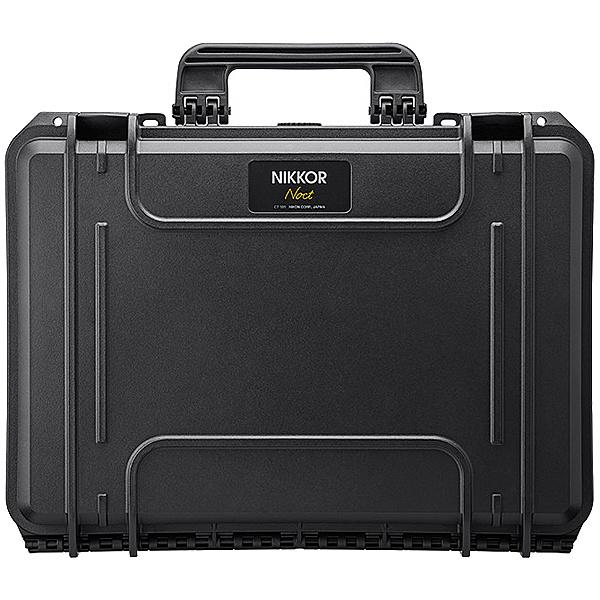 【送料無料】Nikon CT-101 トランクケース【在庫目安:お取り寄せ】| カメラ レンズケース レンズポーチ レンズ ケース ポーチ カメラ 収納 保存