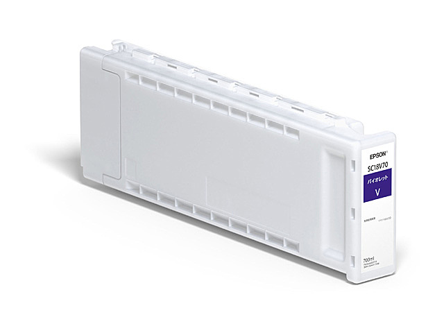 【送料無料】EPSON SC18V70 SureColor用 インクカートリッジ/ 700ml(バイオレット)【在庫目安:予約受付中】