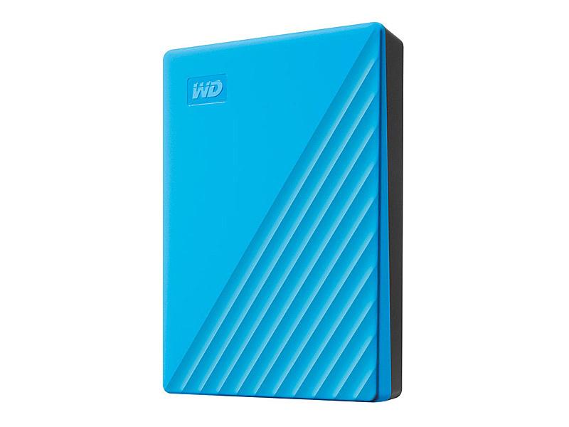 【送料無料】IODATA WDBPKJ0040BBL-JESN My Passport 4TB ブルー【在庫目安:お取り寄せ】| パソコン周辺機器 ポータブル 外付けハードディスクドライブ 外付けハードディスク 外付けHDD ハードディスク 外付け 外付 HDD USB
