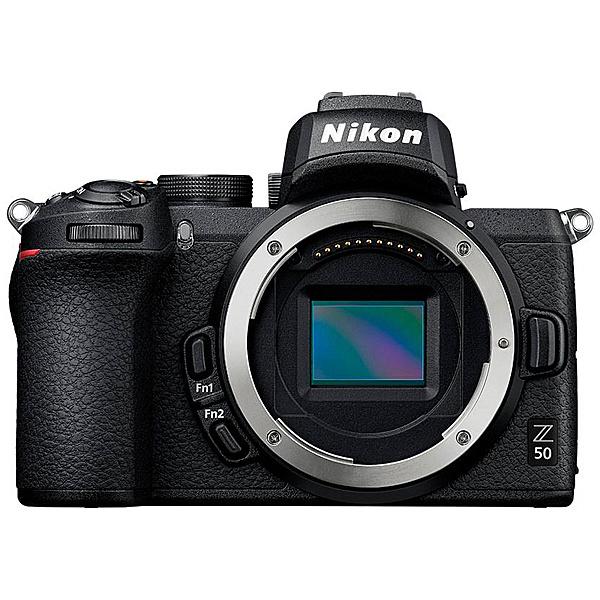 【送料無料】Nikon Z50 ミラーレスカメラ Z 50 ボディ【在庫目安:お取り寄せ】| カメラ ミラーレスデジタル一眼レフカメラ 一眼レフ カメラ デジタル一眼カメラ
