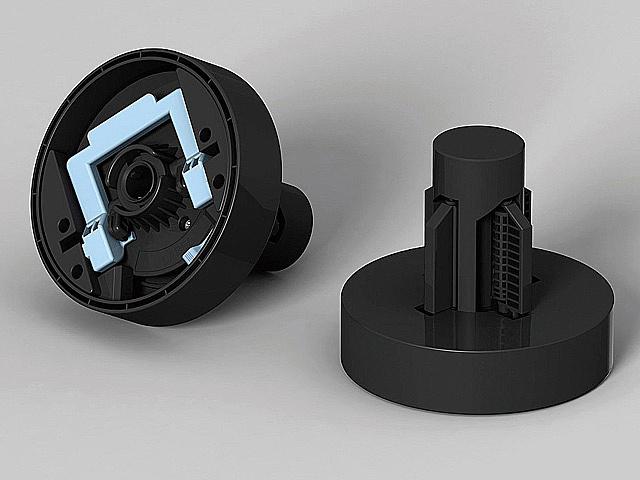 【送料無料】EPSON SCRPA3 SureColor用 ロールペーパーアダプタ/ 2個入り(1セット)【在庫目安:お取り寄せ】