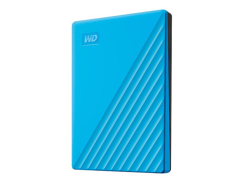 【送料無料】IODATA WDBYVG0020BBL-JESN My Passport 2TB ブルー【在庫目安:お取り寄せ】| パソコン周辺機器 ポータブル 外付けハードディスクドライブ 外付けハードディスク 外付けHDD ハードディスク 外付け 外付 HDD USB