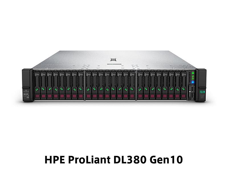 【送料無料】HP P20182-291 DL380 Gen10 Xeon Bronze 3204 1.9GHz 1P6C 16GBメモリ ホットプラグ 8LFF(3.5型) S100i 500W電源 366FLR NC GSモデル【在庫目安:お取り寄せ】  パソコン周辺機器 ラックマウントサーバー
