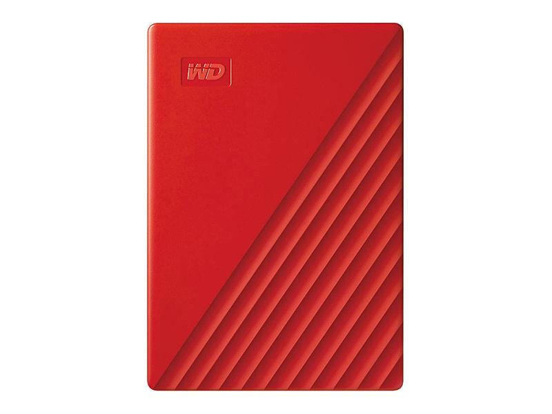 【送料無料】IODATA WDBYVG0020BRD-JESN My Passport 2TB レッド【在庫目安:お取り寄せ】| パソコン周辺機器 ポータブル 外付けハードディスクドライブ 外付けハードディスク 外付けHDD ハードディスク 外付け 外付 HDD USB