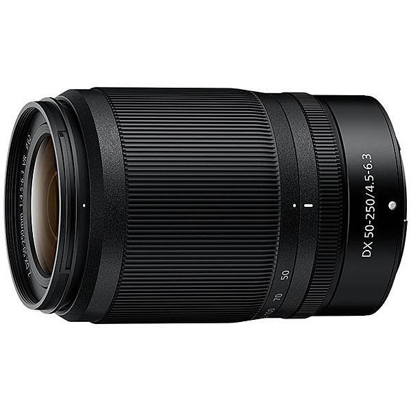 【送料無料】Nikon NZDX50-250VR NIKKOR Z DX 50-250mm f/ 4.5-6.3 VR【在庫目安:お取り寄せ】| カメラ ズームレンズ 交換レンズ レンズ ズーム 交換 マウント