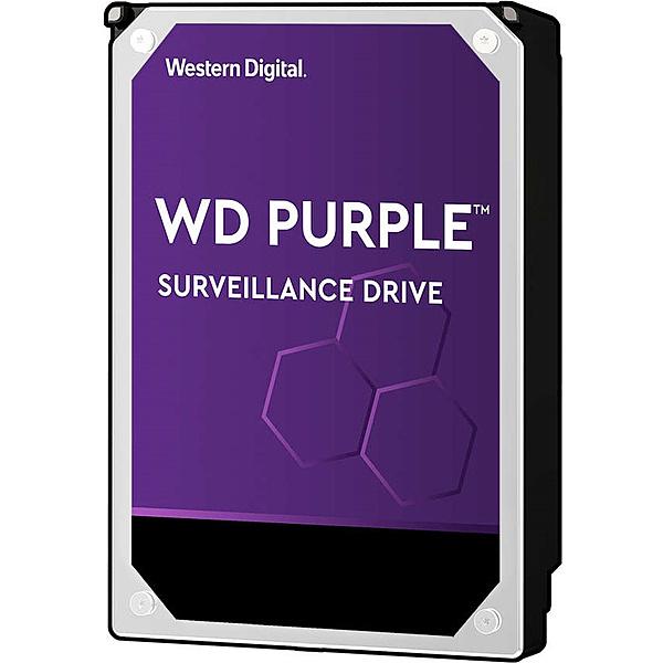【送料無料】WESTERN DIGITAL 0718037-863771 WD Purpleシリーズ 3.5インチ内蔵HDD 8TB SATA6Gb/ s 7200rpm 256MBキャッシュ AF対応【在庫目安:お取り寄せ】| パソコン周辺機器