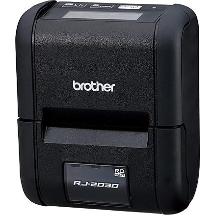 【送料無料】ブラザー RJ-2030 2インチ感熱モバイルプリンター【在庫目安:お取り寄せ】  プリンタ サーマルプリンタ ラベルプリンタ サーマル ラベル レシート バーコード コンパクト 小型 モバイル