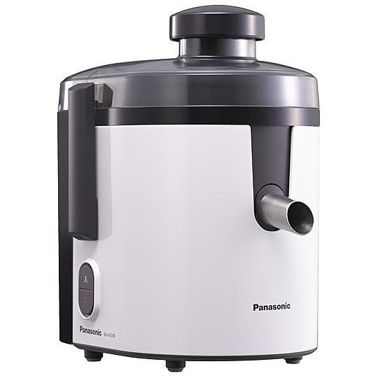 【送料無料】Panasonic MJ-H200-W 高速ジューサー (ホワイト)【在庫目安:僅少】