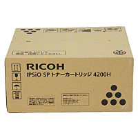 【送料無料】リコー 308535 IPSiO SP トナーカートリッジ 4200H【在庫目安:僅少】  トナー カートリッジ トナーカットリッジ トナー交換 印刷 プリント プリンター