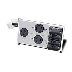 【送料無料】シュナイダーエレクトリック SYAPD1 Symmetra LX 背面パネル [(1)L14-30R、(2)L5-20R]【在庫目安:お取り寄せ】| 電源関連装置 UPS 停電対策 停電 電源 無停電装置 無停電 オプション サプライ