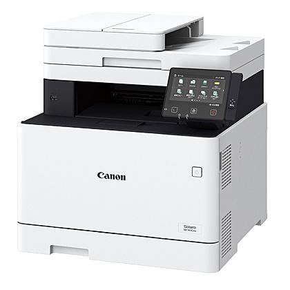 【送料無料】Canon 3101C012 A4カラーレーザービームプリンター複合機 Satera MF743Cdw【在庫目安:お取り寄せ】