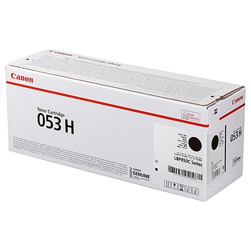 【送料無料】Canon 2197C001 トナーカートリッジ053H ブラック【在庫目安:僅少】| トナー カートリッジ トナーカットリッジ トナー交換 印刷 プリント プリンター