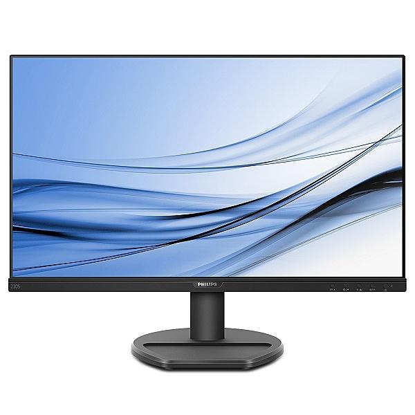 【送料無料】PHILIPS 230S8QHSB/11 22.5型ワイド液晶ディスプレイ ブラック 5年間フル保証(WUXGA/ HDMI/ D-Sub)【在庫目安:僅少】| 家電 ディスプレイ ディスプレー モニター