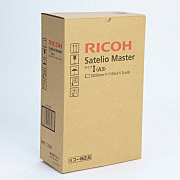 【送料無料】リコー 613704 Satelioマスター タイプI<A3>【在庫目安:お取り寄せ】