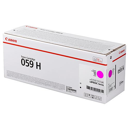 【送料無料】Canon 3625C001 トナーカートリッジ059H マゼンタ【在庫目安:僅少】  トナー カートリッジ トナーカットリッジ トナー交換 印刷 プリント プリンター