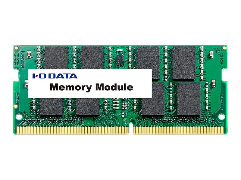 【送料無料】IODATA SDZ2133-8GR PC4-2133(DDR4-2133)対応ノートPC用メモリー 8GB【在庫目安:僅少】
