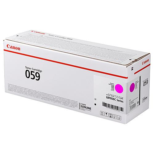【送料無料】Canon 3621C001 トナーカートリッジ059 マゼンタ【在庫目安:僅少】| トナー カートリッジ トナーカットリッジ トナー交換 印刷 プリント プリンター