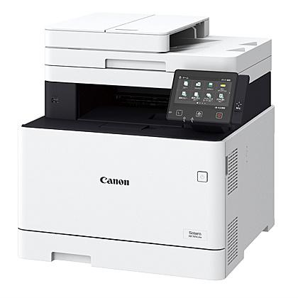 【送料無料】Canon 3101C007 A4カラーレーザービームプリンター複合機 Satera MF745Cdw【在庫目安:お取り寄せ】