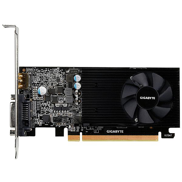 【送料無料】GIGABYTE GV-N1030D5-2GL GeForce GT1030搭載 グラフィックボード【在庫目安:お取り寄せ】| パソコン周辺機器 グラフィックボード グラフィックカード グラボ ビデオカード グラフィック ビデオ パソコン 交換