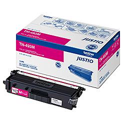 【送料無料】ブラザー TN-493M トナーカートリッジ 大容量 (マゼンタ)【在庫目安:僅少】  トナー カートリッジ トナーカットリッジ トナー交換 印刷 プリント プリンター