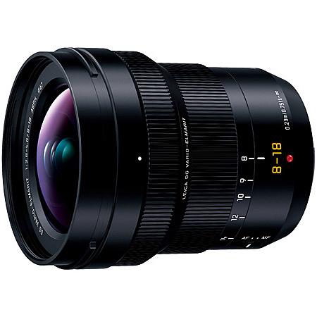 【送料無料】Panasonic H-E08018 デジタル一眼カメラ用交換レンズ LEICA DG VARIO-ELMARIT 8-18mm/ F2.8-4.0 ASPH.【在庫目安:お取り寄せ】| カメラ ズームレンズ 交換レンズ レンズ ズーム 交換 マウント