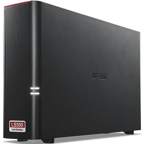 【送料無料】バッファロー LS510DN0301B LinkStation for SOHO LS510DNBシリーズ NAS用HDD搭載 1ドライブNAS 3年保証 3TB【在庫目安:僅少】