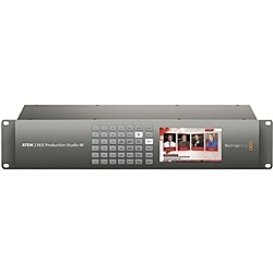 【送料無料】Blackmagic Design SWATEMPSW2ME4K ATEM 2 M/ E Production Studio 4K【在庫目安:お取り寄せ】| パソコン周辺機器 グラフィック ビデオ オプション ビデオ パソコン PC