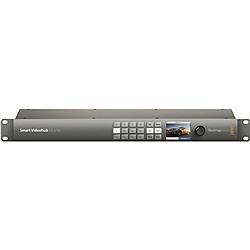 【送料無料】Blackmagic Design VHUBSMART6G1212 Smart Videohub 12×12【在庫目安:お取り寄せ】| パソコン周辺機器 グラフィック ビデオ オプション ビデオ パソコン PC