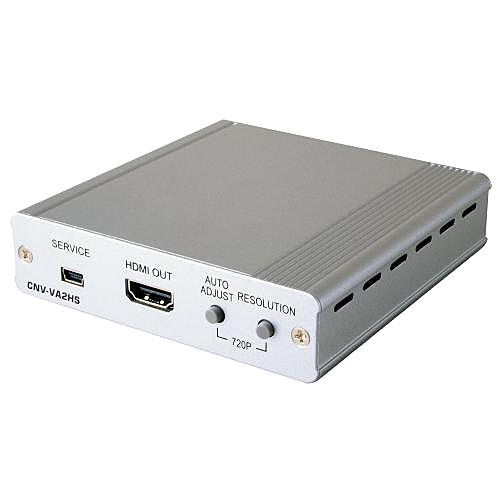 【送料無料】サードウェーブ CNV-VA2HS VGA - HDMI ビデオスケーラー【在庫目安:お取り寄せ】