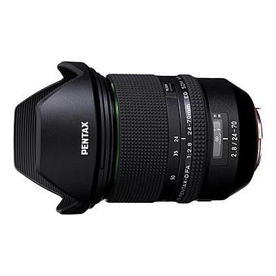 【送料無料】リコーイメージング HD DFA24-70F2.8 ED SDM 標準ズームレンズ HD PENTAX-D FA 24-70mmF2.8ED SDM WR ケース付【在庫目安:お取り寄せ】  カメラ ズームレンズ 交換レンズ レンズ ズーム 交換 マウント