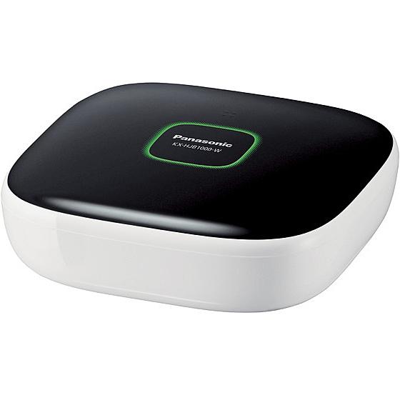 【送料無料】Panasonic KX-HJB1000-W ホームネットワークシステム ホームユニット (ホワイト)【在庫目安:お取り寄せ】